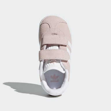 Infant Originals Pink Gazelle Shoes