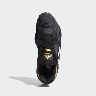 Men's Basketball Black Pro Bounce 2019 Low Shoes