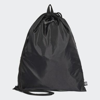 Mochila saco Trefoil Negro Originals