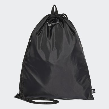 Originals Svart Trefoil Gym Sack