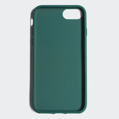 Originals Adicolor Snap iPhone 8 Schutzhülle Grün
