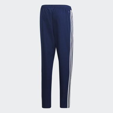 Pantaloni Tiro 19 Woven Blu Uomo Training