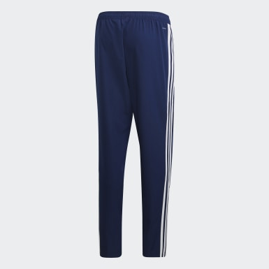 Men Training Blue Tiro 19 Woven Pants
