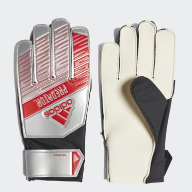 Brankárske rukavice Predator Young Pro