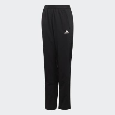 Pants Slim Negro Niño Training