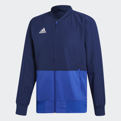 Men Training Blue Condivo 18 Presentation Track Top