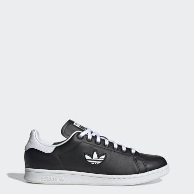 Originals Siyah Stan Smith Ayakkabı