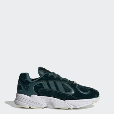 Men Originals Turquoise Yung-1 Shoes