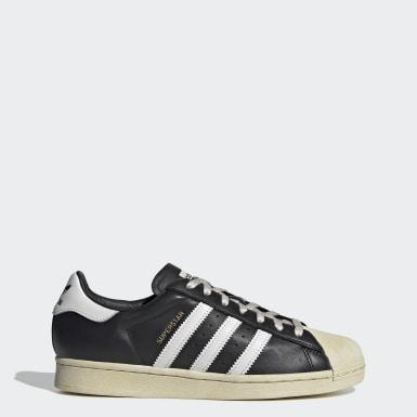 Originals Superstar Schuh Schwarz