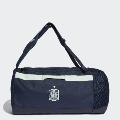 Bolsa de deporte España Azul Fútbol