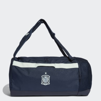Spain Duffel Bag Niebieski