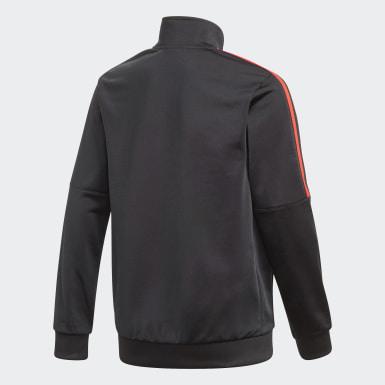 Děti Originals černá Sportovní bunda Adicolor