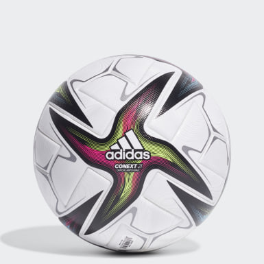 Futbal biela Lopta Conext 21 Pro