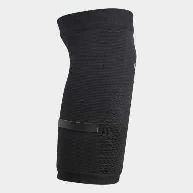 Träning Svart Performance Climacool Elbow Support Large