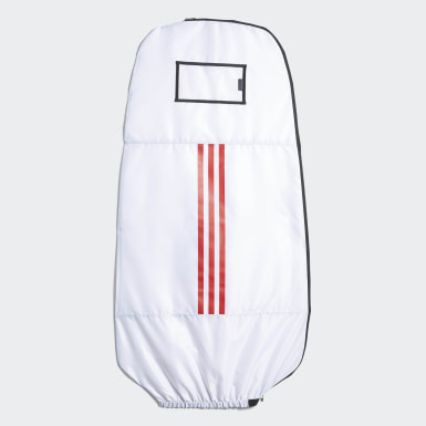Men Golf White Travel Cover
