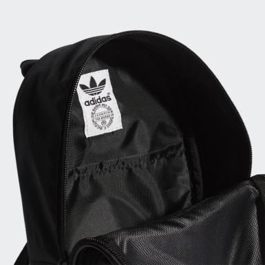 Mini sac à dos Santiago noir Femmes Originals