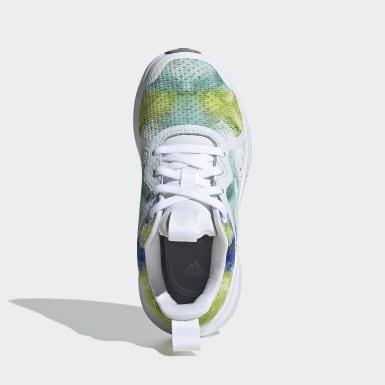 Children Running White FortaRun X Shoes