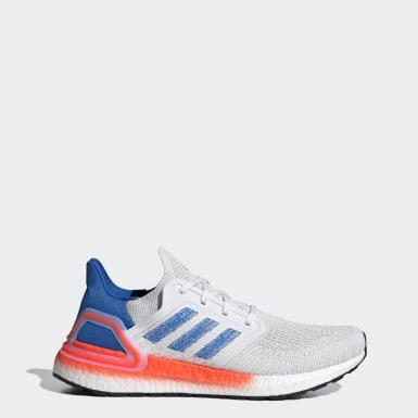 Sapatos Ultraboost 20 Branco Homem Running