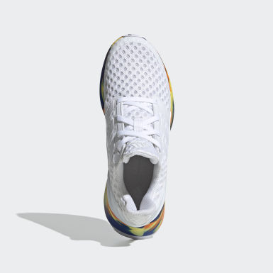 Chaussure RapidaRun Blanc Enfants Running