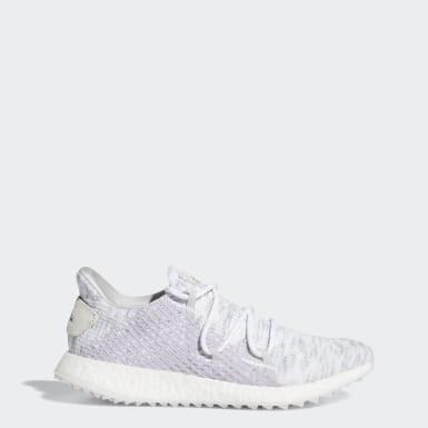 Sapatos Golfe Crossknit DPR Branco Mulher Golfe