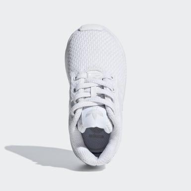 Παιδιά Originals Λευκό ZX Flux Shoes