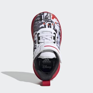 Børn Træning Hvid Mickey FortaRun AC sko