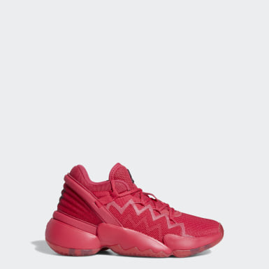 Youth Basketball Pink Donovan Mitchell D.O.N. Issue #2 Crayola Shoes