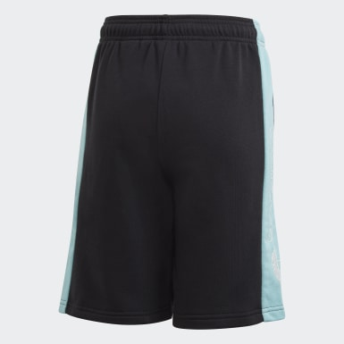 Barn Originals Svart Panel Shorts
