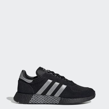 Sapatos Marathon Tech Preto Originals