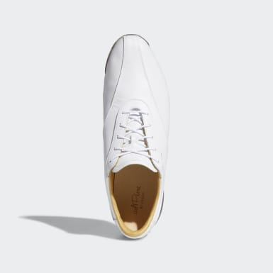 Men Golf White Adipure TP 2.0 Shoes