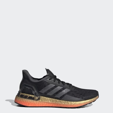 Women Running Black Ultraboost PB Shoes