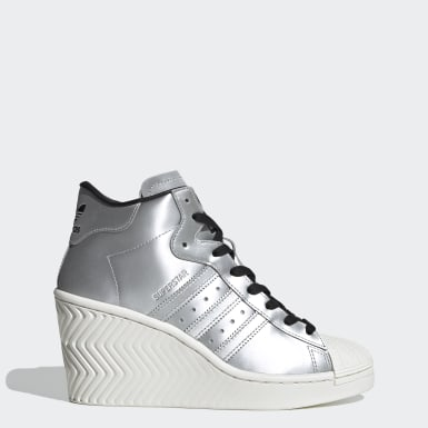 Women's Originals Silver Superstar Ellure Shoes
