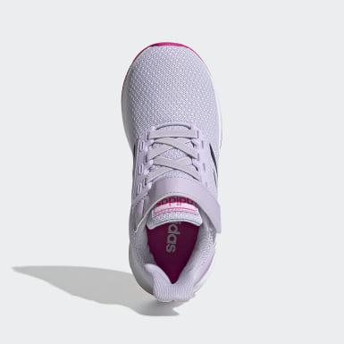 Zapatillas Duramo 9 (UNISEX) Morado Niño Running