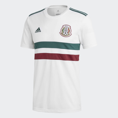 Camisa México 2 Branco Homem Futebol