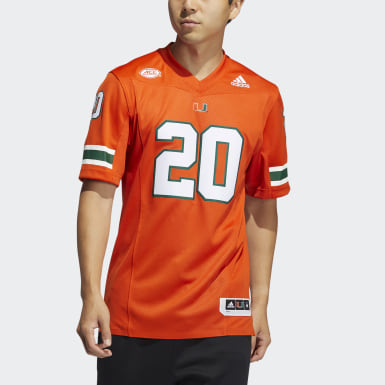 Men's Football Multicolor Hurricanes Premier Home Jersey