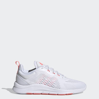 Women Cross Training White Novamotion Shoes