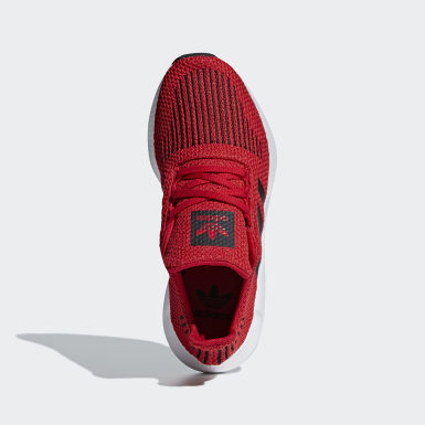 Youth Originals Red Swift Run Shoes