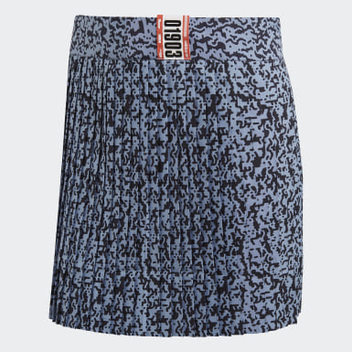 Active Icons Pleated Skirt