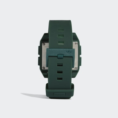 Relógio Archive_SP1 Verde Originals