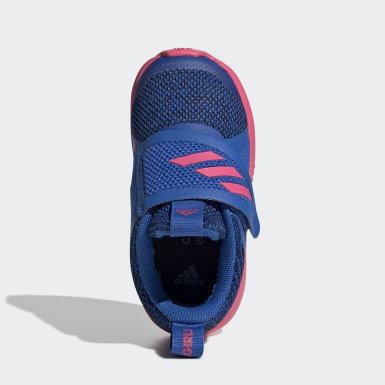 Tenis FortaRun X Azul Niño Running