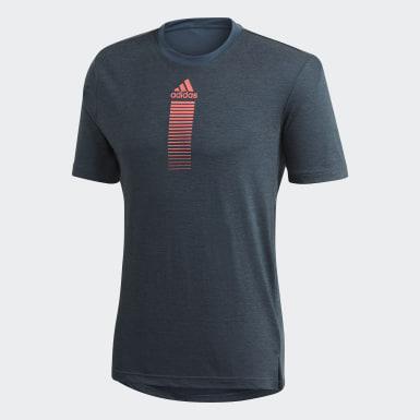 Men Running Activated Tech T-Shirt