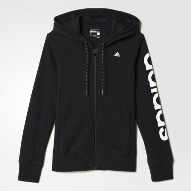 Sudadera con capucha Essentials Linear