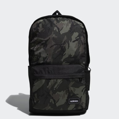 Sport Inspired Green Classic Camo Backpack