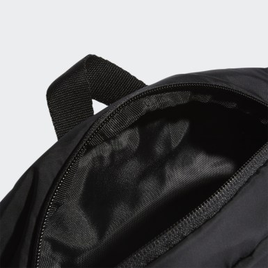 Originals Black National 3-Stripes Waist Pack