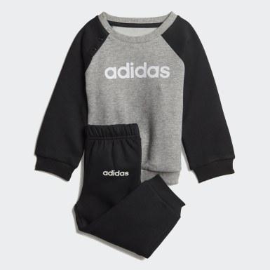 серый Флисовый комплект: джемпер и брюки Linear