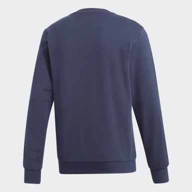 Polera 3 Tiras Essentials Azul Hombre Athletics