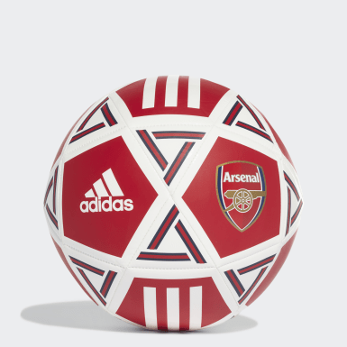 Men's Soccer Red Arsenal Capitano Home Ball