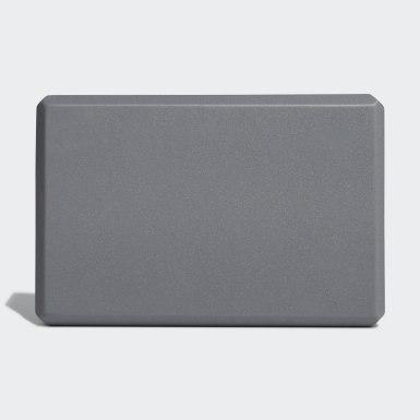 Yoga Yoga Schaumstoff Block Grau
