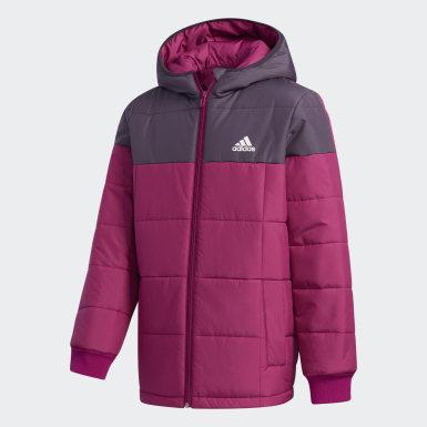 фиолетовый Куртка Midweight