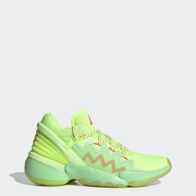 Sapatos Marvel Spidey Sense D.O.N. Issue #2 Verde Basquetebol